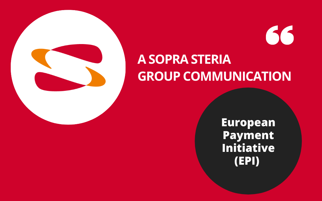 Become EPI-ready with the Sopra Steria Group